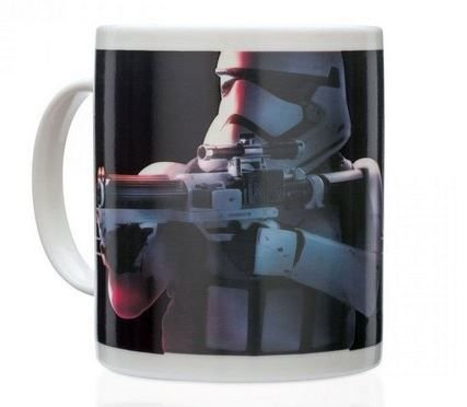 Caneca Termosensível Star Wars - Stormtrooper