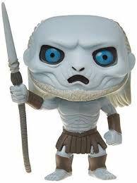 POP! Funko Game of Thrones - White Walker #6