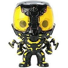 POP! Funko Marvel - Ant Man Yellow Jacket #86