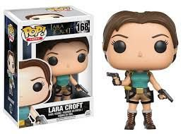 POP! Funko Games: Lara Croft Tomb Raider #168