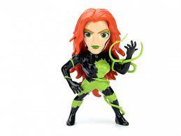 Boneco Colecionável Metals Die Cast Poison Ivy/ Hera Venenosa - DC GIRLS