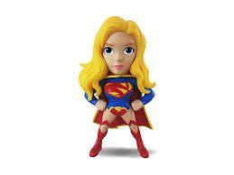 Boneco Colecionável Metals Die Cast Supergirl - DC GIRLS
