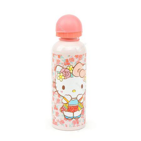 Squeeze Alumínio 500ml - Hello Kitty Laços