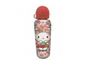 Squeeze Alumínio 500ml - Hello Kitty