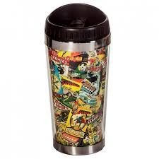 Copo Térmico DC Comics Super Heróis