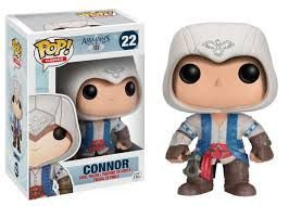 POP! Funko Games: Assassins Creed III - Connor # 22