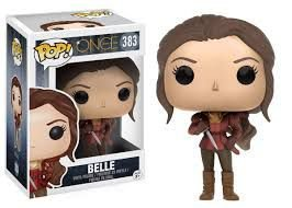 POP! Funko Once Upon a Time - Belle #283