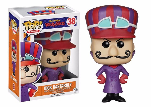 Pop! Funko Animation:  Dick Vigarista #38