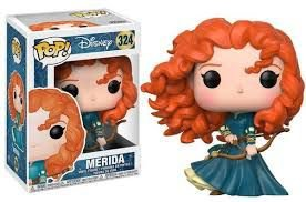 POP! Funko Disney - Merida #324