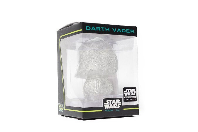 Funko Hikari Minis Star Wars Exclusivo - Darth Vader