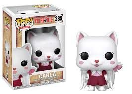 POP! Funko Fairy Tail - Carla #285
