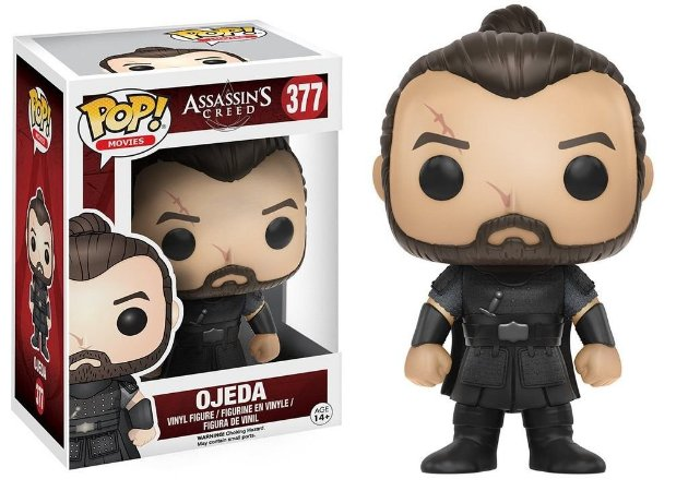 POP! Funko Movies: Assassin´s Creed - Ojeda #377