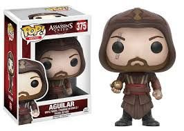 POP! Funko Movies: Assassin´s Creed - Aguilar #375