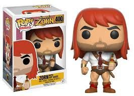 POP! Funko Son of Zorn - Zorn with Hot Sauce #400