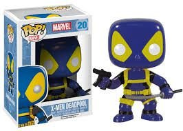 POP! Funko Marvel X-Men Deadpool #20
