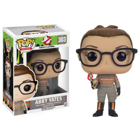 POP! Funko GhostBusters - Abby Yates #303