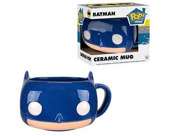 POP! Home Caneca Cerâmica Batman - DC Comics
