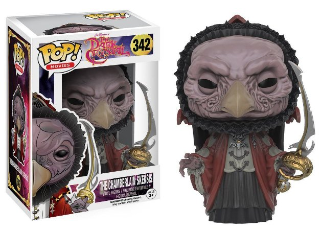 POP! Funko Dark Crystal - The Chanberlain Skeksis #342