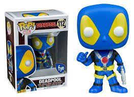 POP! Funko Exclusivo X-men DeadPool #112