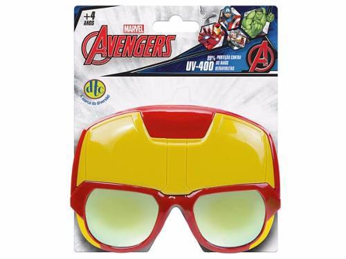 Super Óculos Marvel Proteção UV - Homem de Ferro