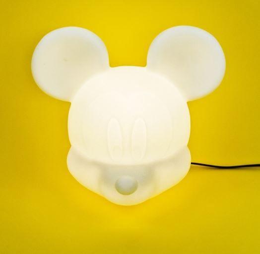 Luminária Bivolt Mickey 3D - Disney