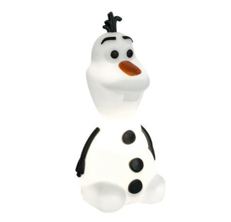 Luminaria Decorativa Bivolt Olaf  - Frozen