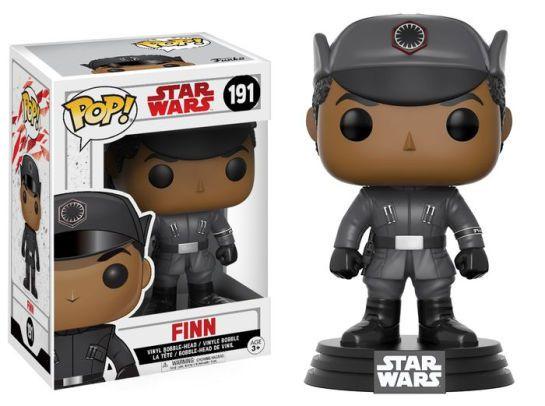 POP! Funko Star Wars:O Último Jedi -   Finn # 191
