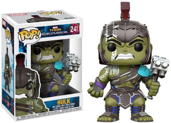 POP! Funko Marvel: Hulk - Thor Ragnarok # 241