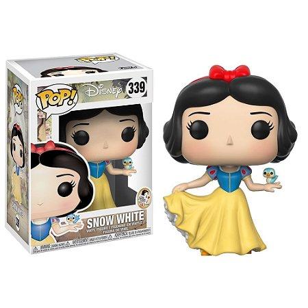 POP! Funko Disney: Snow White / Branca de Neve - Edição aniversário 80 anos # 339