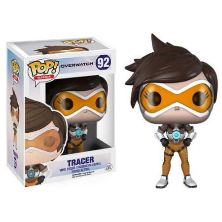 POP! Funko Games: Tracer - Overwatch # 92