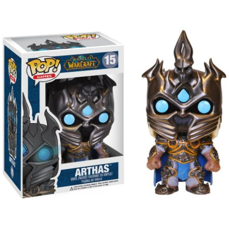 POP! Funko Games: Arthas - World of Warcraft # 15