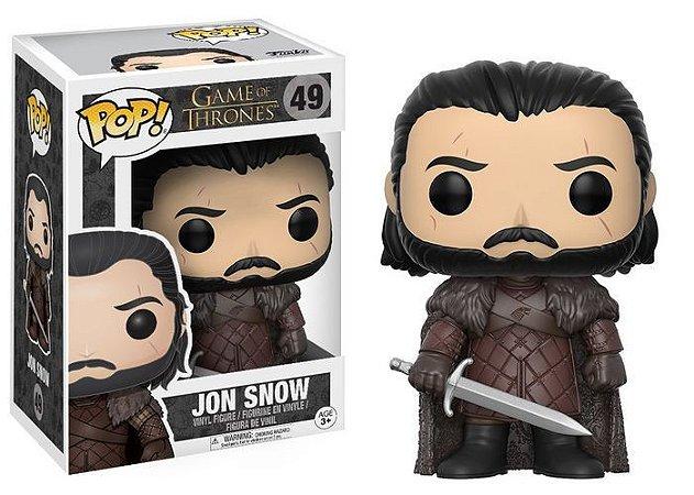 POP! Funko Game of Thrones: Jon Snow # 49