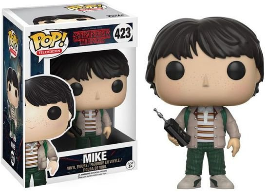 POP! Funko Television: Mike - Stranger Things # 423