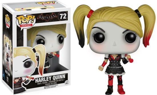 POP! Funko Heroes: Batman: Arkham Knight - Harley Quinn # 72