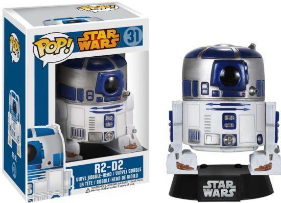 POP! Funko: Star Wars R2-D2 # 31