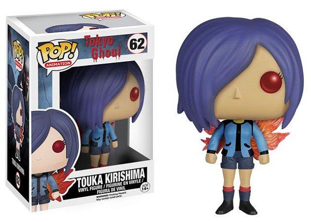 POP! Funko Animation: Tokyo Ghoul - Touka Kirishima # 62
