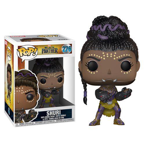POP! Funko: Black Panther / Pantera Negra - Shuri # 276