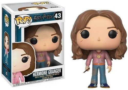 POP! Funko:Harry Potter Hermione W/ Time Turner | Vira-Tempo # 43