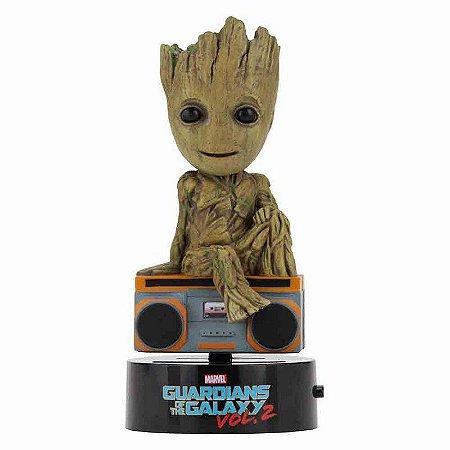 NECA Body Knocker Guardiões da Galáxia - Groot Dançarino Marvel