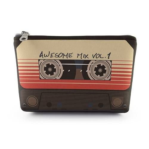 Necessaire Neoprene - Awesome Mixtape Guardioes da Galáxia