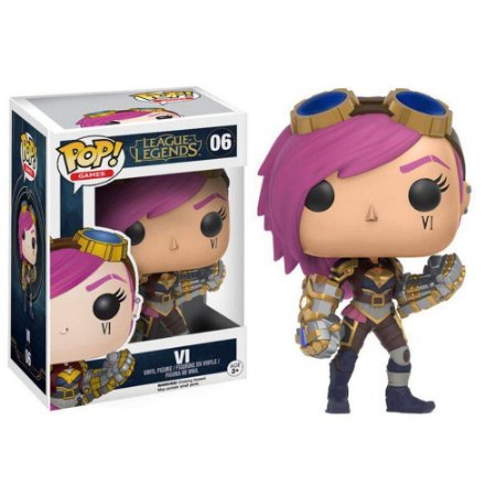 POP! Funko League of Legends - LOL - VI  # 06