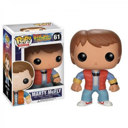 POP! Funko Movies: Back to the future - Marty McFly # 49