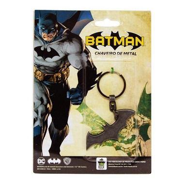 Chaveiro DC Originals Logo Batman Dark Metal - DC comics