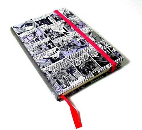 Caderneta Quadrinhos DC Comics P&B