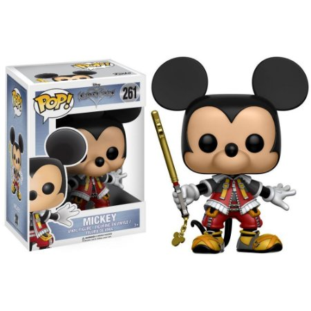POP! Funko Disney: Mickey - Kingdon Hearts # 261