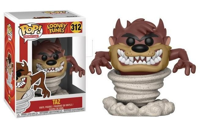 POP! Funko: Animation - Taz / Looney Tunes # 312