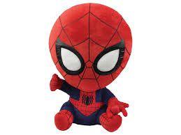 Pelúcia 21cm Avengers Homem Aranha - Marvel