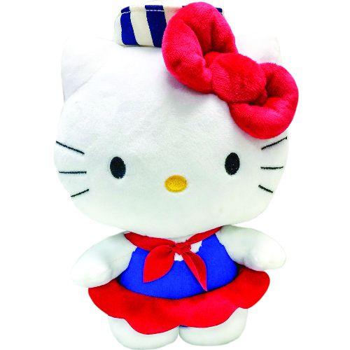 Pelúcia 20cm Hello Kitty Marinheira - SanRio