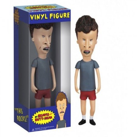 Funko Bobble Head: Butt Head - Beavis and Butt Head