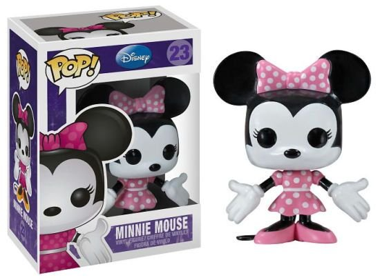 POP! Funko Disney: Minnie Mouse # 23